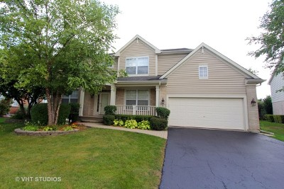Vernon Hills Single Family Home Re-activated: 511 Sycamore Street