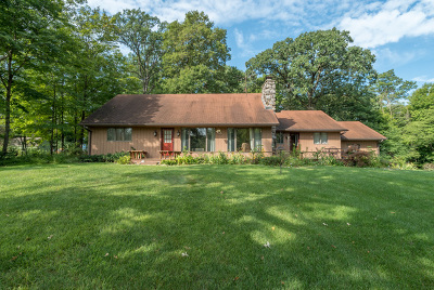 Mokena Single Family Home Contingent: 20148 South Woodland Circle