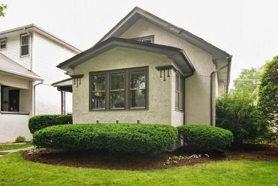 Oak Park Single Family Home For Sale: 820 North Taylor Avenue