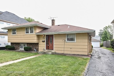 Downers Grove Single Family Home Contingent: 425 Indianapolis Avenue