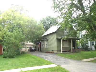 Elburn Multi Family Home For Sale: 208 Read Street