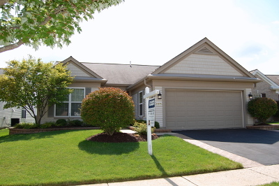 Huntley Single Family Home Contingent: 11675 Windsor Drive