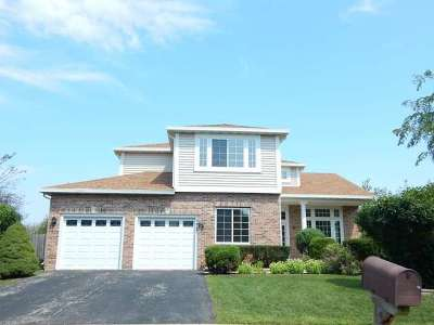Bolingbrook Single Family Home For Sale: 152 Periwinkle Lane