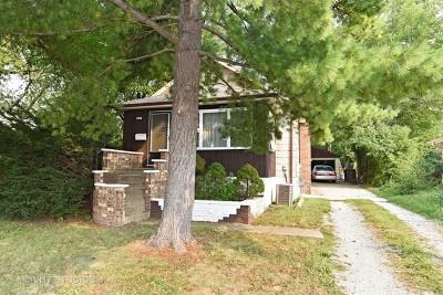 Berkeley Single Family Home Contingent: 5708 West Maple Avenue