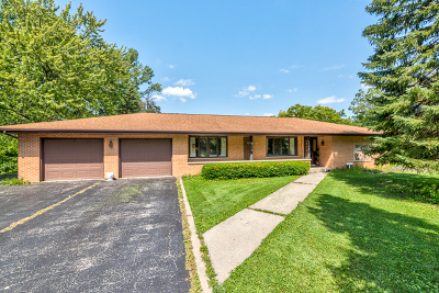 Mokena Single Family Home For Sale: 13404 Florence Road