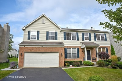 Gilberts Single Family Home Contingent: 46 Brentwood Drive