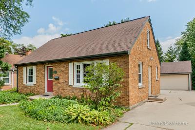 Wheaton Single Family Home For Sale: 207 South President Street