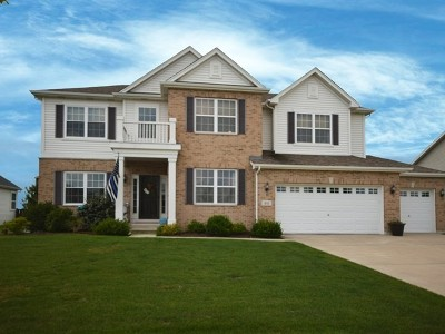 Shorewood Single Family Home For Sale: 810 Nightshade Lane