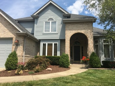 Single Family Home Sold: 908 Stonebridge Way