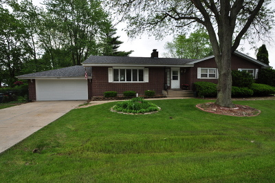 Frankfort Single Family Home For Sale: 425 Cottonwood Road