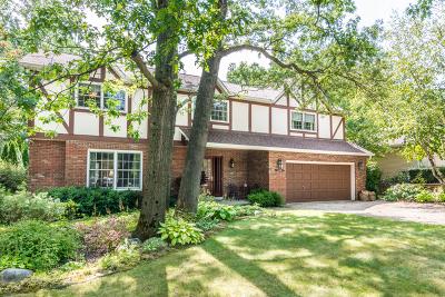 Lisle Single Family Home Contingent: 2135 Oak Hill Drive