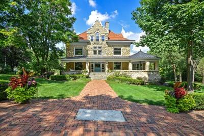 Geneva IL Single Family Home For Sale: $1,895,000