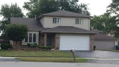Posen Single Family Home For Sale: 14425 South Richmond Avenue