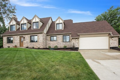 Bolingbrook Single Family Home For Sale: 617 Feather Sound Drive
