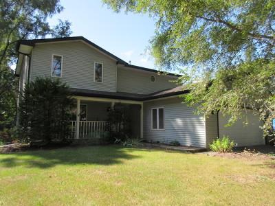 Johnsburg Single Family Home For Sale: 1901 Channel Beach Avenue