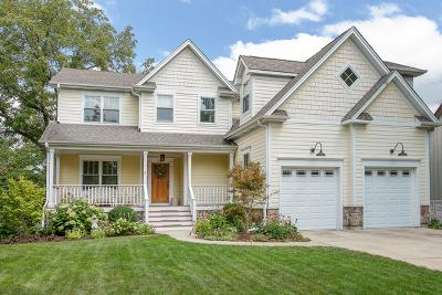 Wheaton Single Family Home For Sale: 507 East Indiana Street