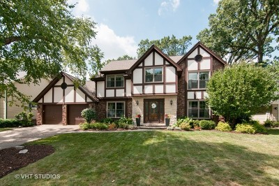Wheaton Single Family Home Contingent: 1260 Yorkshire Woods Court
