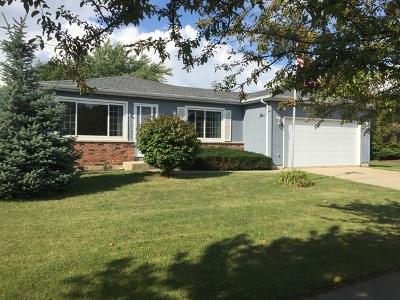 South Elgin Single Family Home Contingent: 790 Michigan Avenue