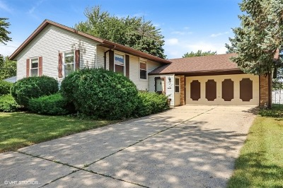 Streamwood Single Family Home Contingent: 723 Stowell Avenue