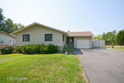 Carol Stream Single Family Home For Sale: 360 Arrowhead Trail