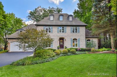 Glen Ellyn Single Family Home For Sale: 239 Taylor Avenue