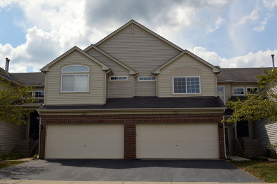South Elgin Condo/Townhouse For Sale: 210 Courtland Drive #D