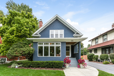 La Grange Single Family Home Contingent: 208 South Brainard Avenue