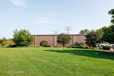 Mokena, Frankfort Commercial For Sale: 13148 West Route 6 (Maple Rd.)