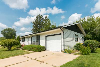 Carol Stream Single Family Home Contingent: 363 Thunderbird Trail