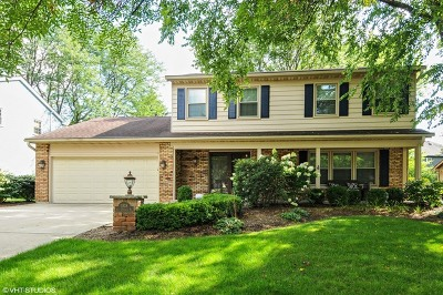 Naperville Single Family Home For Sale: 1328 Old Dominion Road