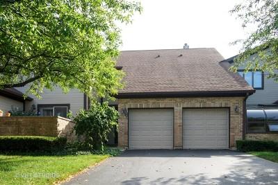 Hoffman Estates Condo/Townhouse For Sale: 1656 Pebble Beach Drive #1656