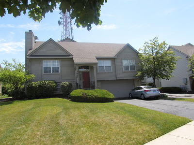 Darien Condo/Townhouse For Sale: 2631 Woodmere Drive