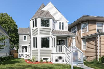 Brookfield Single Family Home Contingent: 4142 Deyo Avenue