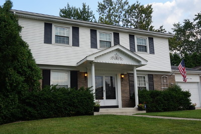 Hickory Hills  Single Family Home For Sale