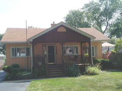 Lombard Single Family Home Contingent: 807 South Lalonde Avenue