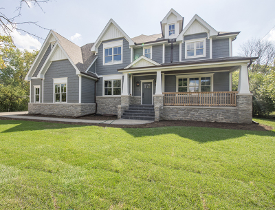 La Grange Highlands Single Family Home For Sale: 1231 62nd Place