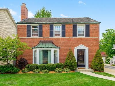 La Grange Park Single Family Home Contingent: 712 North Catherine Avenue