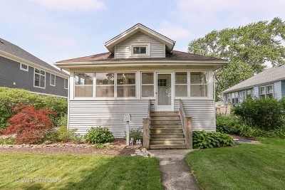 Elmhurst Single Family Home Re-activated: 290 North Clinton Avenue