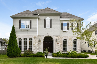 Hinsdale Single Family Home For Sale: 724 North County Line Road