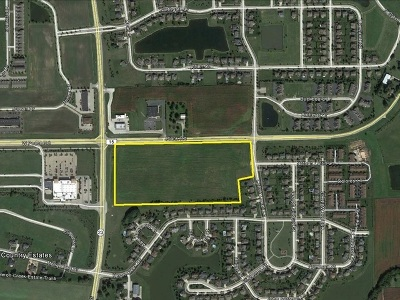 Sycamore Residential Lots & Land For Sale: Plank Road