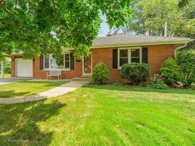 Berkeley Single Family Home Contingent: 5637 Bohlander Avenue