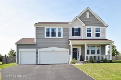 Johnsburg Single Family Home For Sale: 3309 Talismon Lane