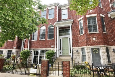 Downers Grove Condo/Townhouse Contingent: 1105 Gilbert Avenue #1105