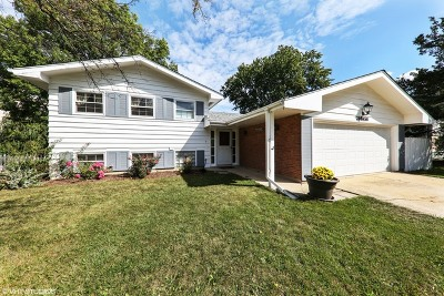Lombard Single Family Home Price Change: 20w456 22nd Street