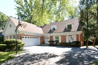 Wilmette Single Family Home For Sale: 3015 Indianwood Road