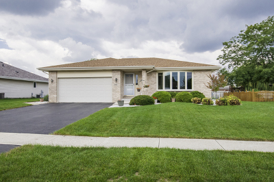 New Lenox Single Family Home For Sale: 761 Churchill Drive