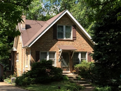 Lombard Single Family Home Contingent: 1228 South Lloyd Avenue