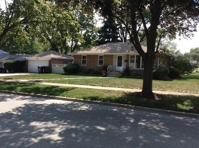 Berkeley Single Family Home For Sale: 1501 Harding Avenue