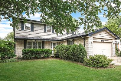 Downers Grove Single Family Home Contingent: 7720 Baimbridge Drive