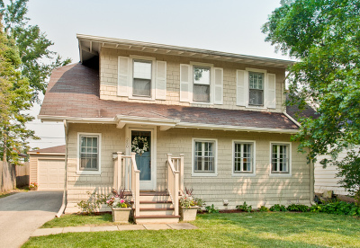 Lake Forest Single Family Home Contingent: 250 Noble Avenue